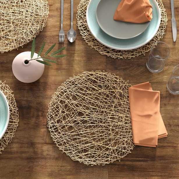 "Lewis Kitchen 15"" Cotton Placemat (set of 6) - Wayfair"