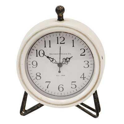Tabletop Clock - Wayfair