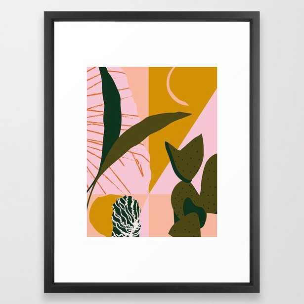 Desert Framed Art Print by Grace - Society6
