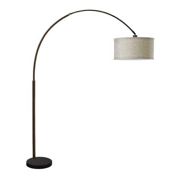 "Changir 81"" Arched Floor Lamp - Wayfair"