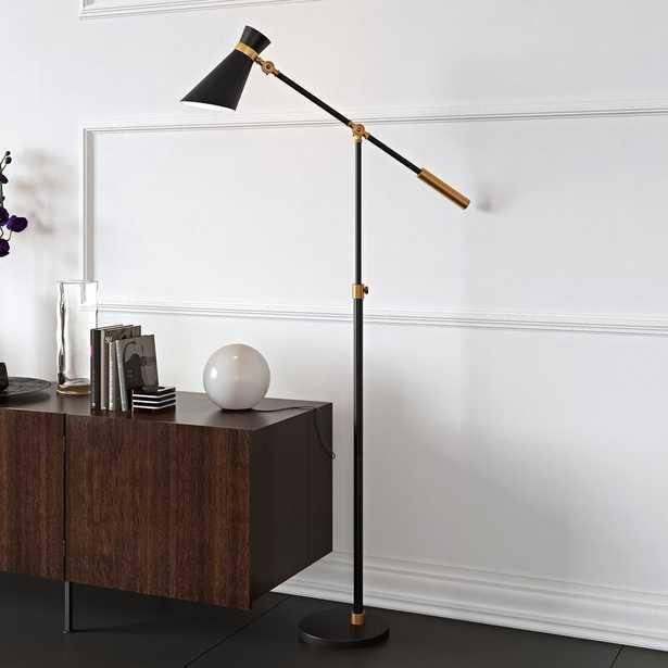 "Ohagan 65.5"" Task Floor Lamp - Wayfair"