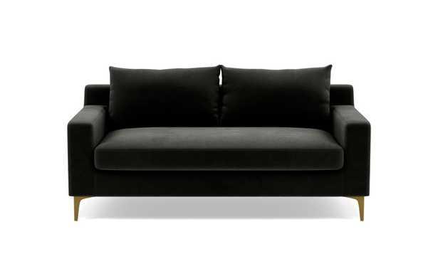 SLOAN Loveseat - CUSTOM - Bench Cushion - Interior Define