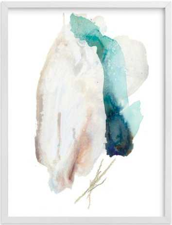 Advection 18x24 - white frame - Minted