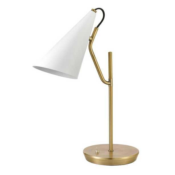 """Celentano 18"""" Desk Lamp - Wayfair"""