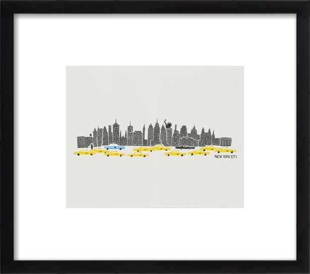 New York Skyline - Artfully Walls