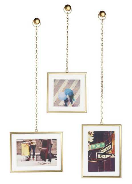 3 Piece Sharie Picture Frame Set - Wayfair