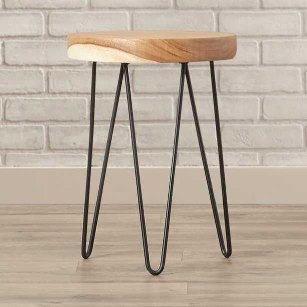 Abernethy Floor End Table - Wayfair