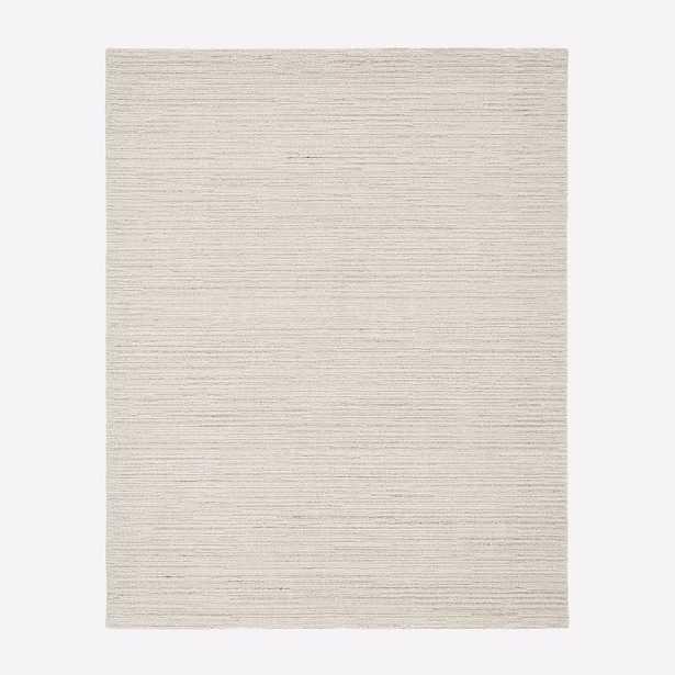 Lumini Rug, Ivory, 8'x10' - West Elm