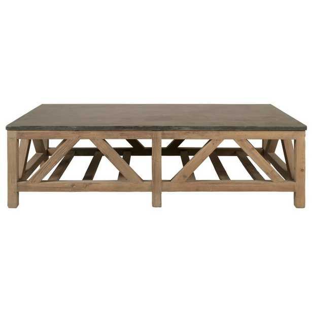 Carlton Coffee Table - Wayfair