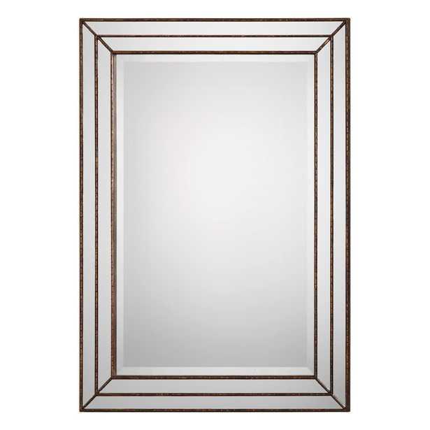 Willacoochee Traditional Beveled Accent Mirror - Wayfair