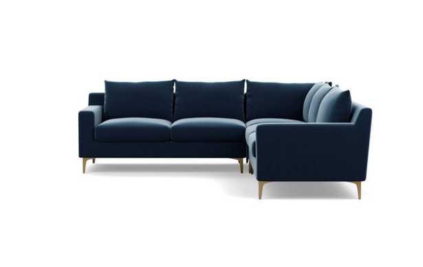 Sloan Corner Sectional Sofa **UPGRADED CUSHIONS** - Interior Define