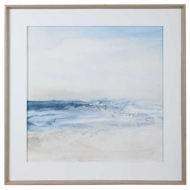 SURF AND SAND FRAMED PRINT - Hudsonhill Foundry
