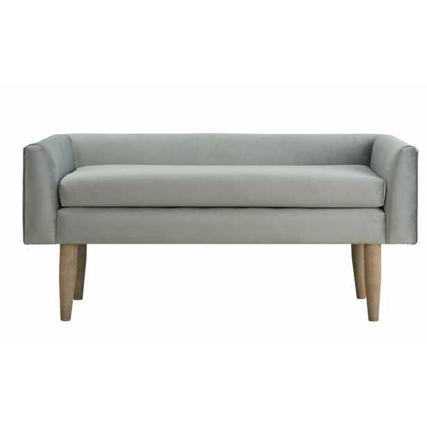 Khoury Upholstered Bench - AllModern