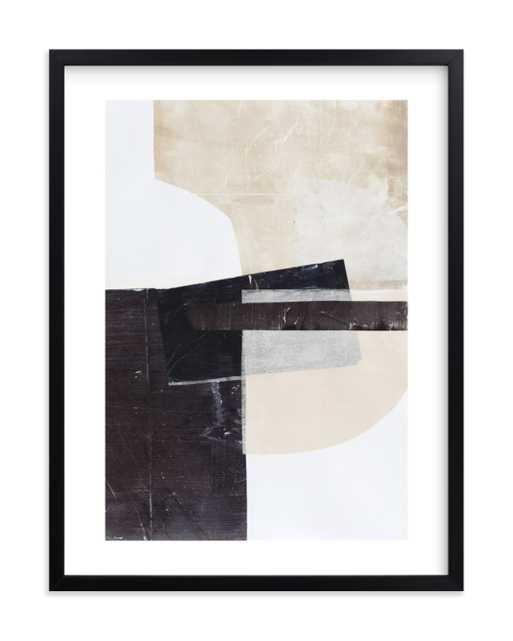 "Last Tuesday Art Print // 18""x24"", White Border - Minted"