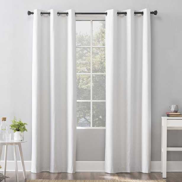 Wayfair Basics Solid Max Blackout Thermal Grommet Single Curtain Panel - Wayfair