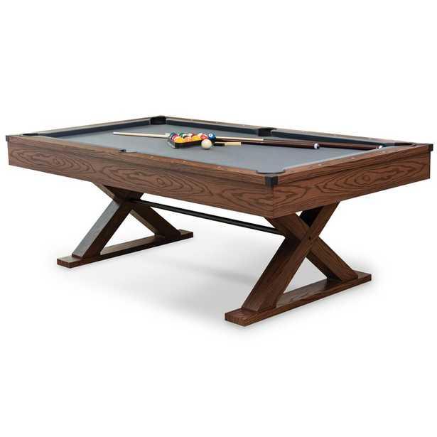 "87"" Dunhill Billiard Table - Wayfair"