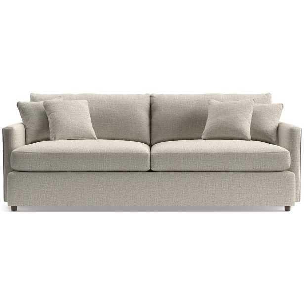 "Lounge II 93"" Sofa - Crate and Barrel"