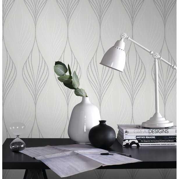"""Optimum 33' x 20.5"""" Wallpaper Roll - Wayfair"""