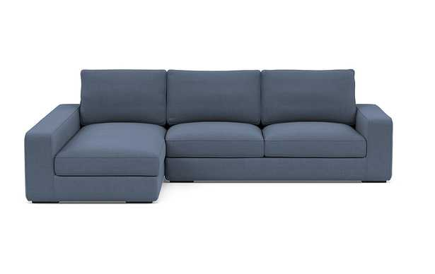 Ainsley Sectional Sofa with Left Chaise - Interior Define