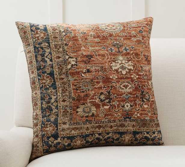 Farida Printed Pillow Cover - Pottery Barn