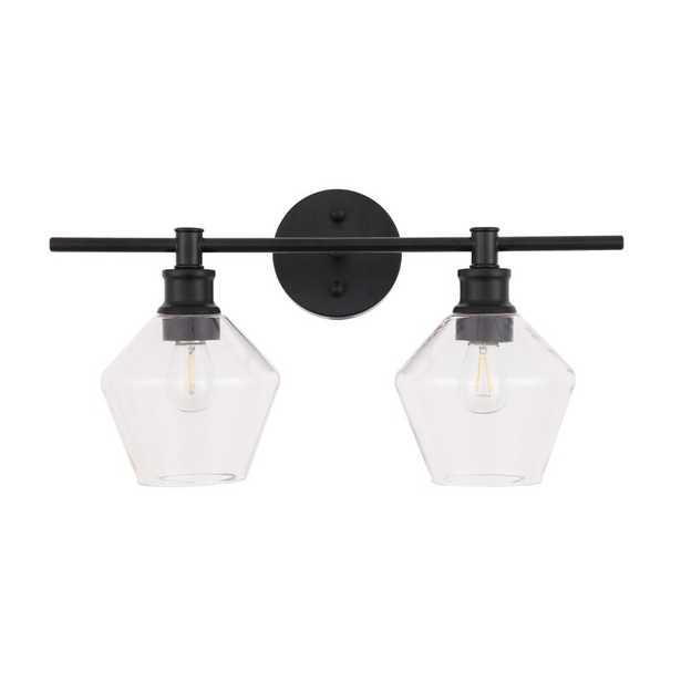 Dresser 2-Light Vanity Light - Wayfair