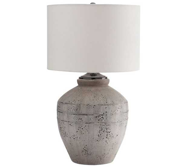 Maddox Table Lamp-Small - Pottery Barn