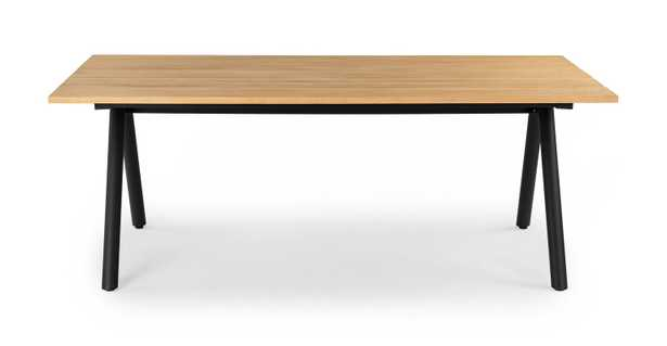 Linden Teak Dining Table - Article