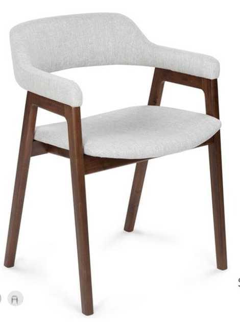 Savis chair, Mist Gray - Article
