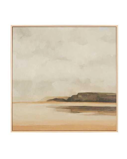 DESERT MARSH I FRAMED ART - McGee & Co.