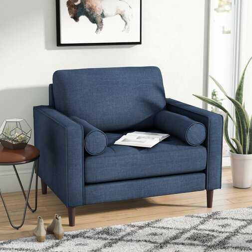 Garren Club Chair - Wayfair