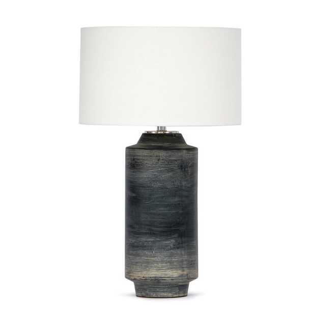 "Dayton 28.5"" Black Table Lamp - Perigold"