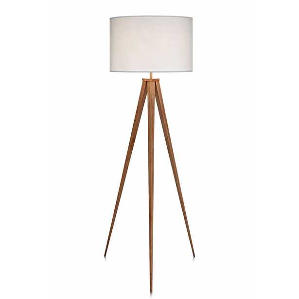 "Cardone 60"" LED Tripod Floor Lamp - Wayfair"