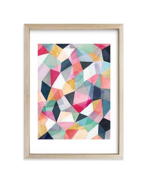 Kaleidoscope No.1 Art print - Minted