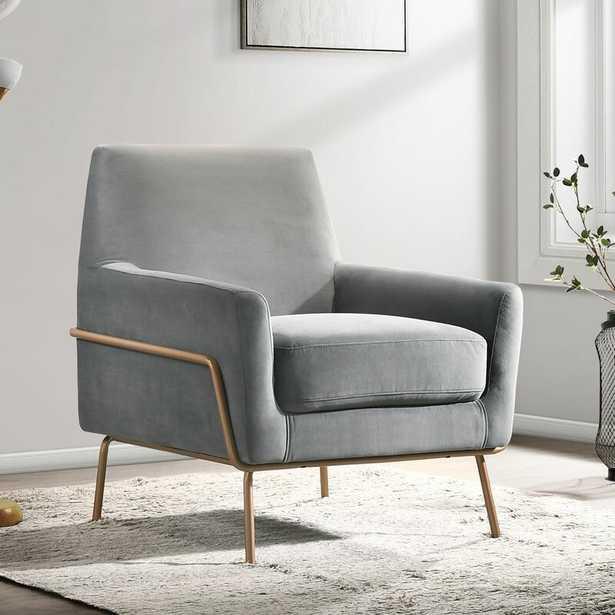 Mayo Modern Armchair - Wayfair