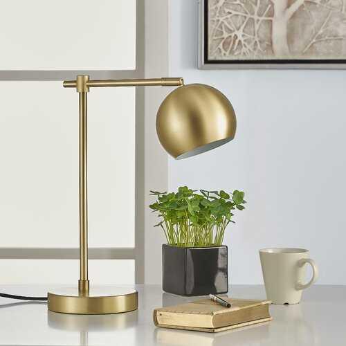 """Godsey 17"""" Desk Lamp - Wayfair"""