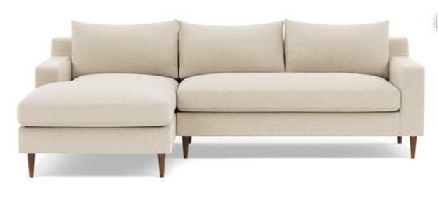 SLOAN Left Chaise Sectional *custom - Interior Define