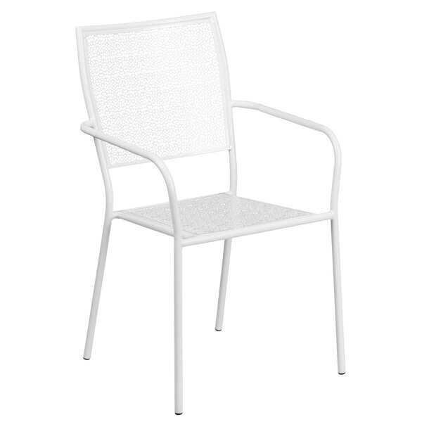 Karoline Stacking Patio Dining Chair - Wayfair