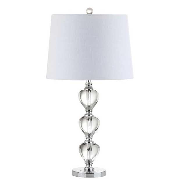 """Coughlin Crystal 27"""" Table Lamp - Wayfair"""