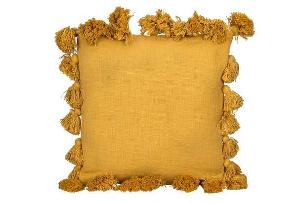 "Merida Pillow Cover, 18"" x 18"" - Roam Common"