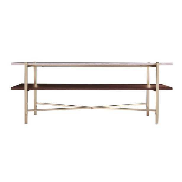 Ardmillan Coffee Table with Storage - Wayfair