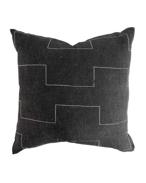 HAJI PILLOW WITH DOWN INSERT - McGee & Co.