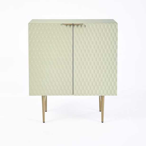 Audrey Cabinet, Parchment - West Elm