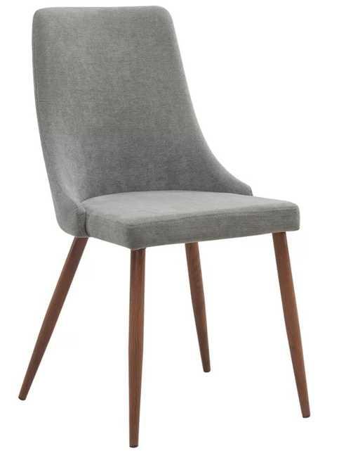 Blaise Upholstered Dining Chair (Set of 2) - Wayfair