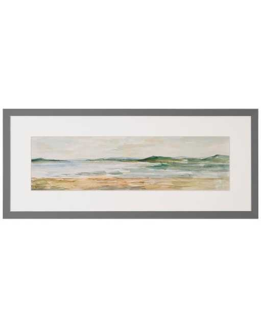 SEASCAPE 1 Framed Art - McGee & Co.