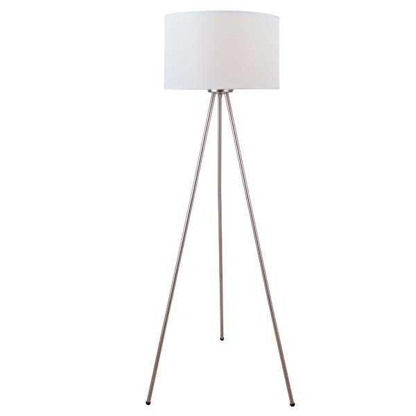 "Monique 59.5"" Tripod Floor Lamp - Wayfair"