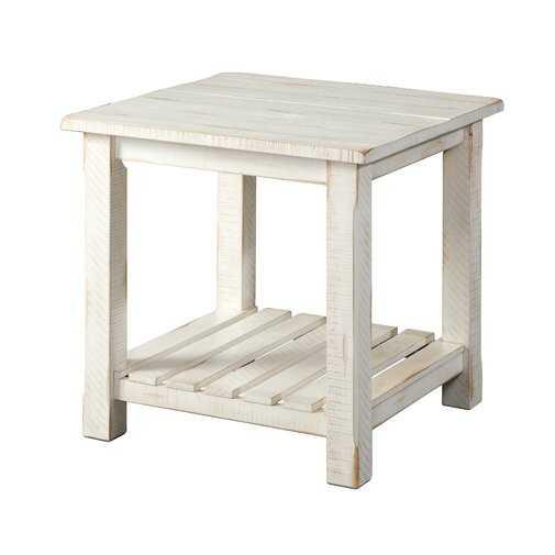 Benefield End Table - Wayfair