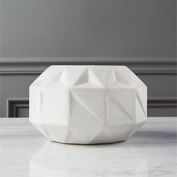 bennie low vase-planter - CB2