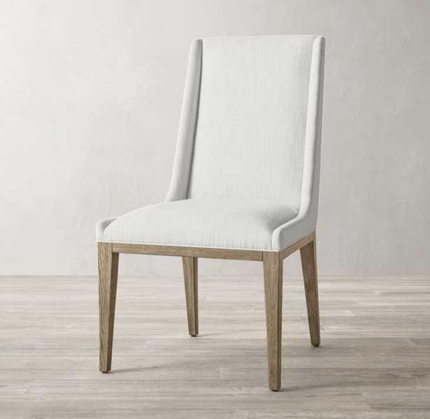 Leigh Fabric Side Chair - RH