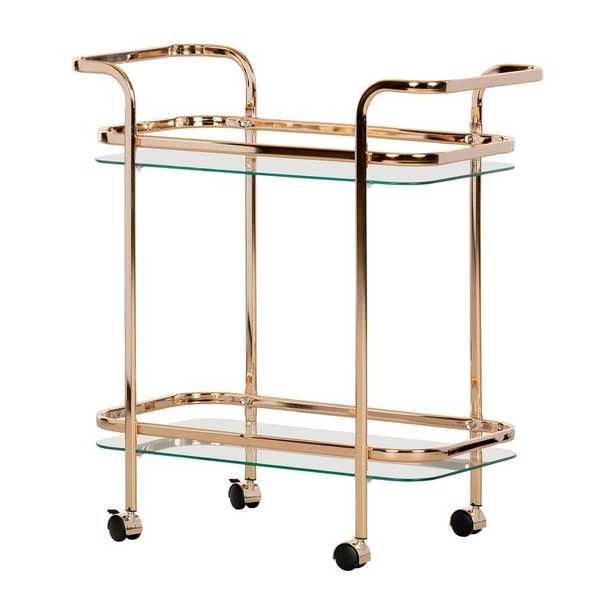 Maliza Bar Cart - Wayfair