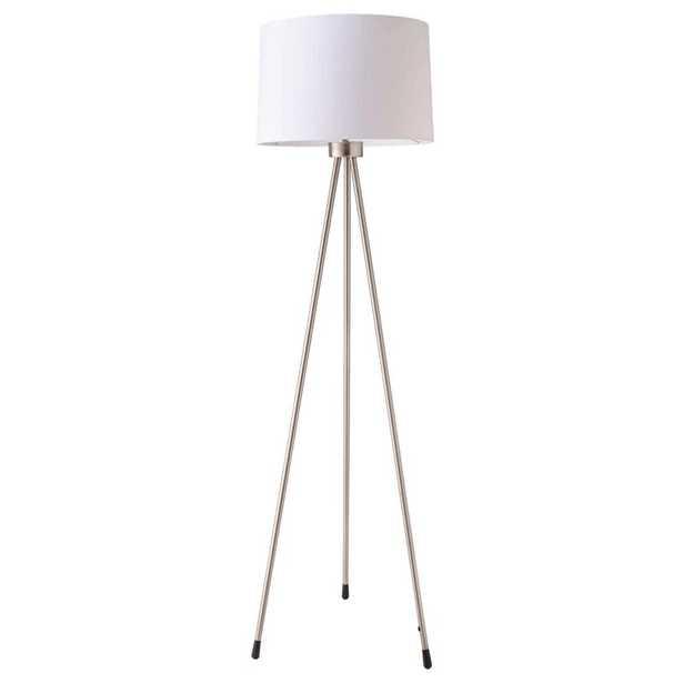 """Lindholm 59"""" Tripod Floor Lamp - Wayfair"""